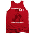 Muhammad Ali Cassius Clay Boxer Ready To Fight Adult Tank Top Shirt