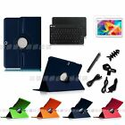New For Samsung Galaxy Tab 4 10.1 Rotating Cover Case Bluetooth Keyboard Bundles
