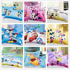 Cartoon  Mickey 2 x 45*75cm New 100% Cotton Pillowcases Home Decor Cushion Cover