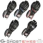 AKITO SPORTS RIDER LEATHER HARD KNUCKLE ARMOUR MOTORCYCLE MOTORBIKE RACE GLOVES