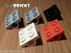 5 x LEGO Plates 2x2 Modified with Pin Holes (Part 2817) SELECT COLOUR +FREE POST