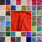 plain polycotton fabric 60 colours poly cotton dress craft poplin bunting