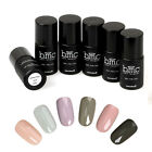 BMC Tranquil Nude Color Themed UV/LED Nail Lacquer Gel Polishes-Oasis Collection