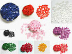 100Pcs Resin Round Plastic Sewing Buttons Scrapbooking Decoration 10mm