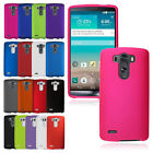 Ultra Thin Plastic Clip On Hard Protective Shell Phone Case Cover For LG G3