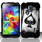 For Samsung Galaxy S5 Active G870 Rubberized HARD Protector Case Snap On Cover