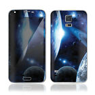 Decal Skin Sticker Cover for Samsung Galaxy S3 S4 S5 (not case) ~ ZZ11