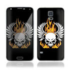 Decal Skin Sticker Cover for Samsung Galaxy S3 S4 S5 (not case) ~ XM22