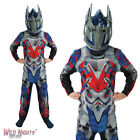 FANCY DRESS COSTUME~ CHILDS TRANSFORMERS 4 CLASSIC OPTIMUS PRIME AGE 3-8 YEARS