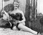 JOAN SIMS SEXY B&W LEGGY POSE CARRY ON PHOTO OR POSTER