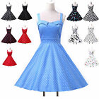 GK Vintage ROCKABILLY Evening Cocktail Dance Pageant Prom Party Gown Pinup Dress