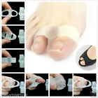 New Pain Relief Toe Gel Separators Stretchers Straighteners Alignment Bunion F/2
