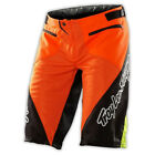 NEW 2014 TROY LEE DESIGNS TLD SPRINT GWIN MTB SHORTS BLACK/ FLO ORANGE ALL SIZES