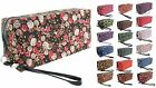 BB ACCESSORIES Oblong Rectangle MAKE-UP COSMETIC BAG Pencil Case CLUTCH Floral