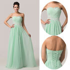 Fashion Long Womens Prom Gown Evening / Party / Cocktail / Wedding Dresses 2-16
