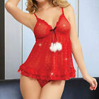 Valentine Night Sugar Spice Babydoll Lingerie Chemise 1038 Size S/M L/XL