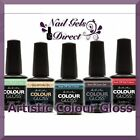 Artistic Colour Gloss UV Gel Polish - All Colours A-G inc Spring/Summer 2014 UK