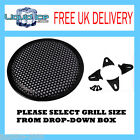 "8"" 8 INCH 10"" 10 INCH 12"" 12 INCH AUTOLEADS SUBWOOFER SPEAKER GRILLE"