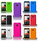 For Alcatel One Touch Evolve Gel Flexible Multi Color Silicone Soft Cover Case