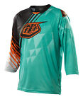 NEW 2014 TROY LEE DESIGNS TLD RUCKUS NATIVE MTB BMX JERSEY TURQUOISE ALL SIZES