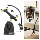 EEEKit Rotating Bed Desktop Lazy Stand Goose-neck Tablet Mount Holder+Pouch