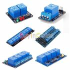 5V 1/2/4/8 12V 16 Channel Relay Module W/ LED Indicator Light For Arduino Stable