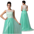 2014 Long Party Formal Evening Ball Prom Cocktail Dress Wedding Gown Homecoming