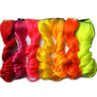 Latest New Popular Women Lady Sexy Synthetic Dyed Hippie Hair Extension MO