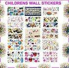 DISNEY CHILDRENS KIDS BEDROOM SELF ADHESIVE WALL STICKERS CHARACTER STIKAROUNDS