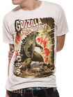 Official Godzilla (Japanese Poster) T-shirt - All sizes