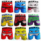Xplicit Mens Designer Novelty Boxer Shorts Cheeky Funny Xplicit Boxer Trunks