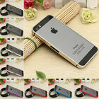 Slim Thin Metal Aluminum Frame Bumper Case For iPhone 5 5S 0.7mm
