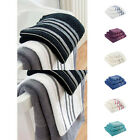 Catherine Lansfield Home Java Stripe 100% Cotton Bath Sheet