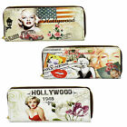 Ladies Ella Marilyn Monroe purse 72738