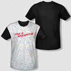New Smarties Candy Company Logo Collage All Over Front Print Youth T-shirt Top