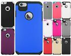 For Apple iPhone 6 Plus 5.5 HARD Hybrid Rubber Silicone Case Phone Cover