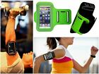 Slim Green Sports Gym Running Armband Pouch Cover Case For Motorola Accessory