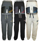 Mens Max UTAH Fleece Jogging Sweat Pants Tracksuit Trousers Bottoms