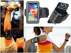 Slim Black Sports Gym Running Armband Pouch Cover Case For HTC ONE Accessory