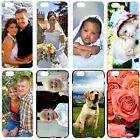 Personalized Photo iPhone 6 Custom Picture on  Slim Hard Back Case Cover