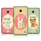 HEAD CASE LITTLE ANIMALS PROTECTIVE COVER FOR NOKIA LUMIA 635