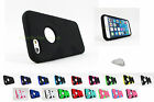 "for Apple iPhone 6 (4.7"") Dynmc Armor Hybrid Hard/Soft Skin Case Cover+PryTool"