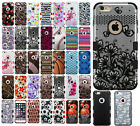 For Apple iPhone 6 6S Plus IMPACT TUFF HYBRID Protector Skin Case Phone Cover