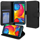 for Samsung Galaxy S5 Sport -Luxury PU Leather Folio Wallet Case Hard Flip Cover on Rummage