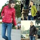 Women Hoodie Hooded Winter Thicken Parka Warm Jacket Hot Fashion Down Short Coat