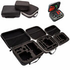 Black Protective EVA Travel Carry Case Bag for GoPro HD Hero 4 - Various Sizes