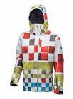 Quiksilver Next Mission Ski / Snow Jacket - Snow Tomato