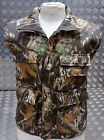 Hunters Action Vest Tree Camo Tactical Spec Fishing Body Warmer All Sizes - NEW