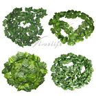 Artificial Ivy Leaf Garland Plants Vine Fake Foliage Flowers Home Wedding Decor