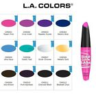 L.A. Colors Bold Color Lash Mascara U Pick Eye Eyelash LA